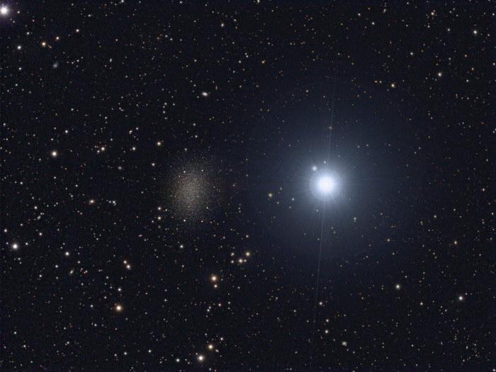 Топ-10 самых ярких звезд северного полушария
