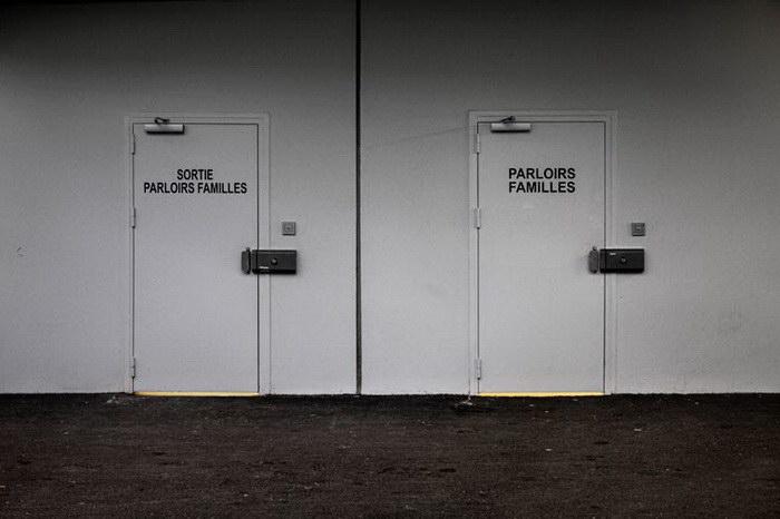 Французские тюрьмы в фотографиях Gregoire Korganow