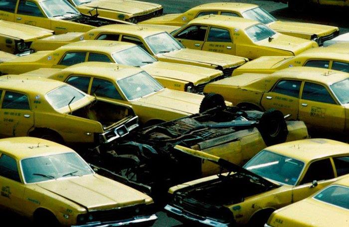 Криминальный Нью-Йорк 1980-х годов