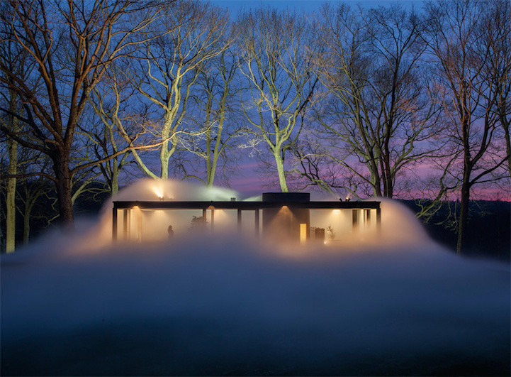 Дом в тумане