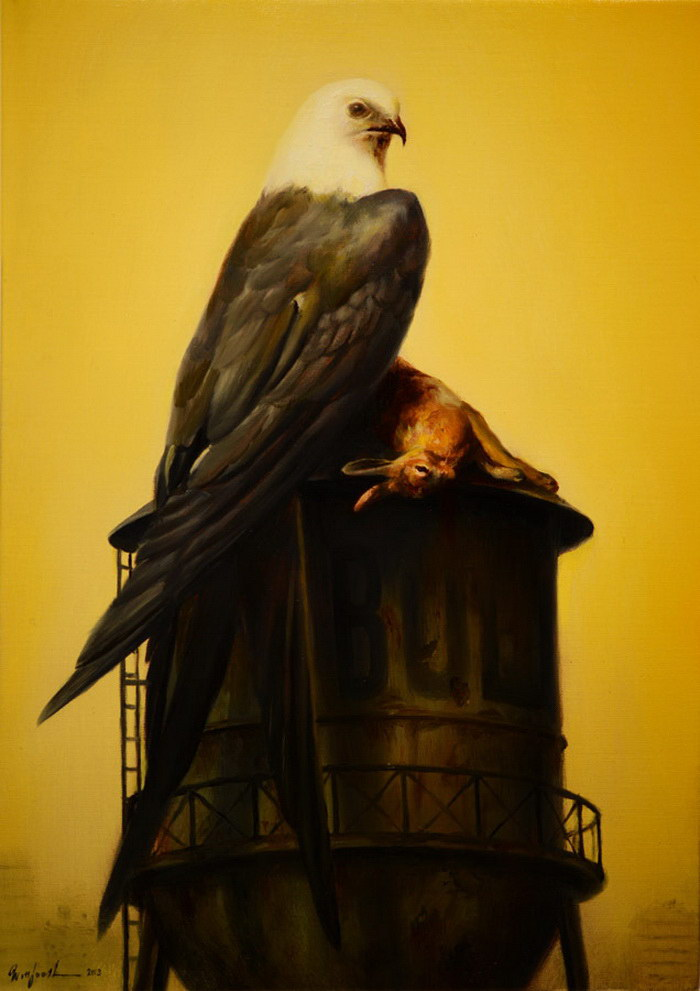 Картины Martin Wittfooth