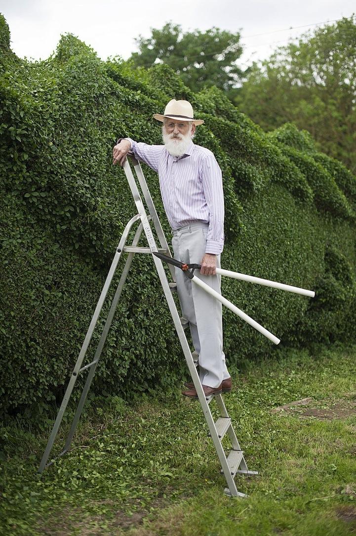 Садовник и его шедевр