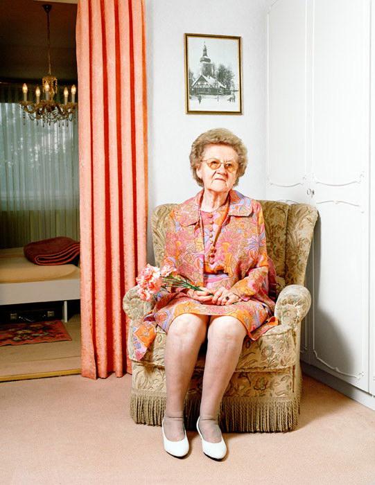 3 поколения в фотографиях Nina Röder