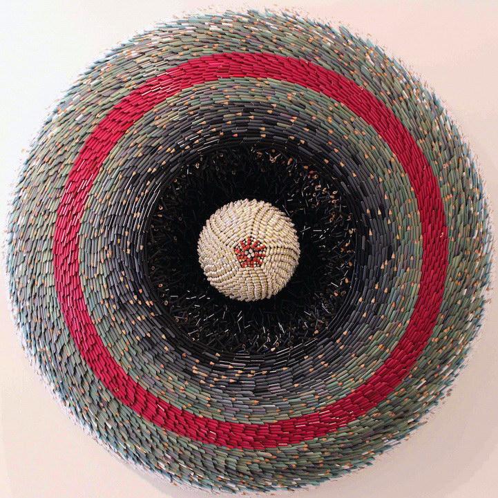 Скульптуры, сделанные с помощью карандашей