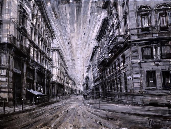 Картины Valerio D'Ospina