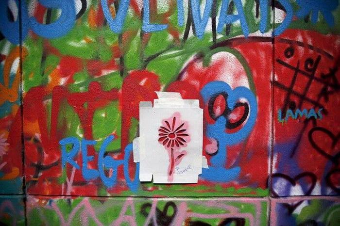 Пенсионеры Лиссабона учатся рисовать граффити