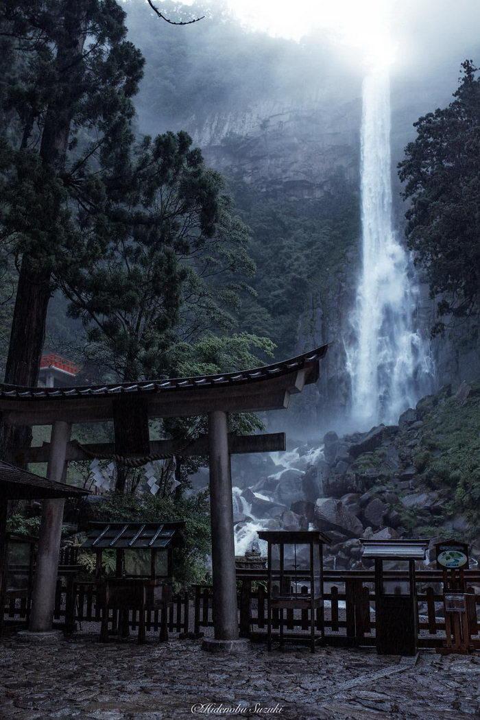 Япония в сезон дождей: фотографии Hidenobu Suzuki