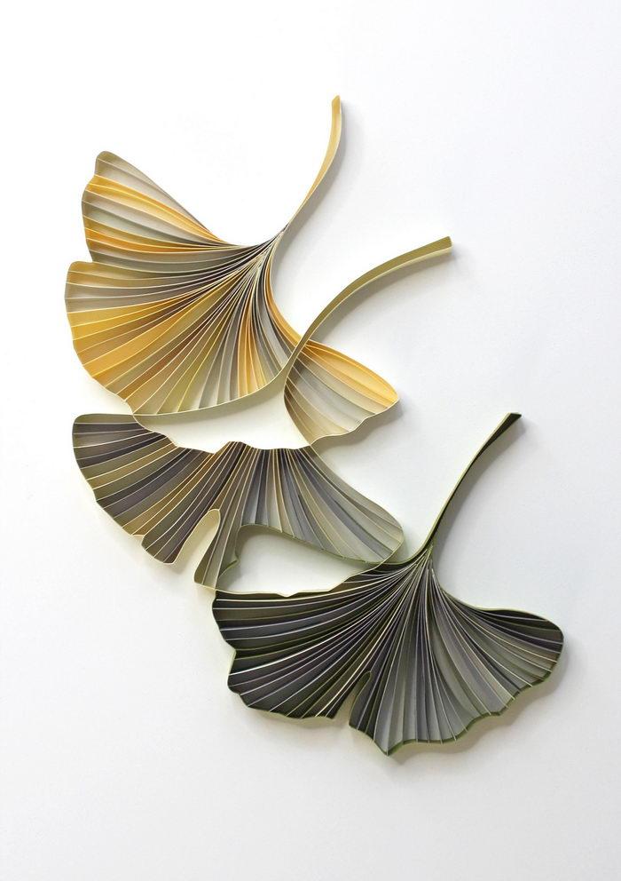 Бумажные скульптуры JUDiTH + ROLFE