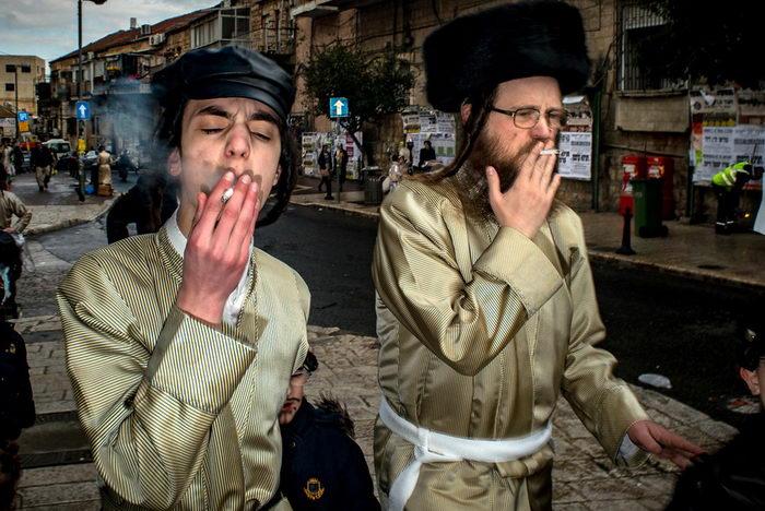 Невероятный Израиль в снимках Ilan Burla