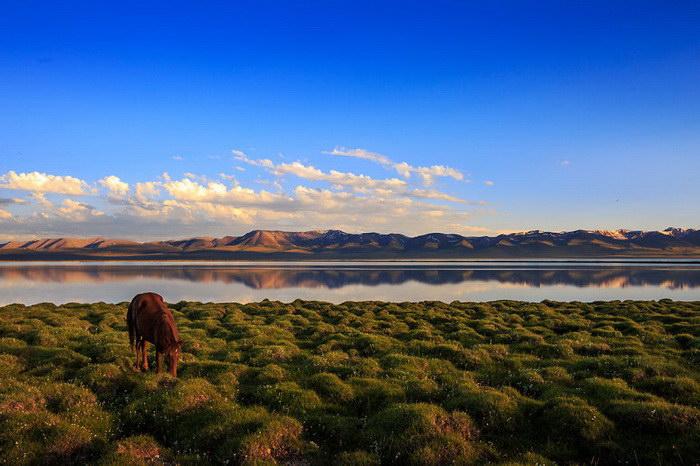 Киргизия в фотографиях Zahariz Khuzaimah