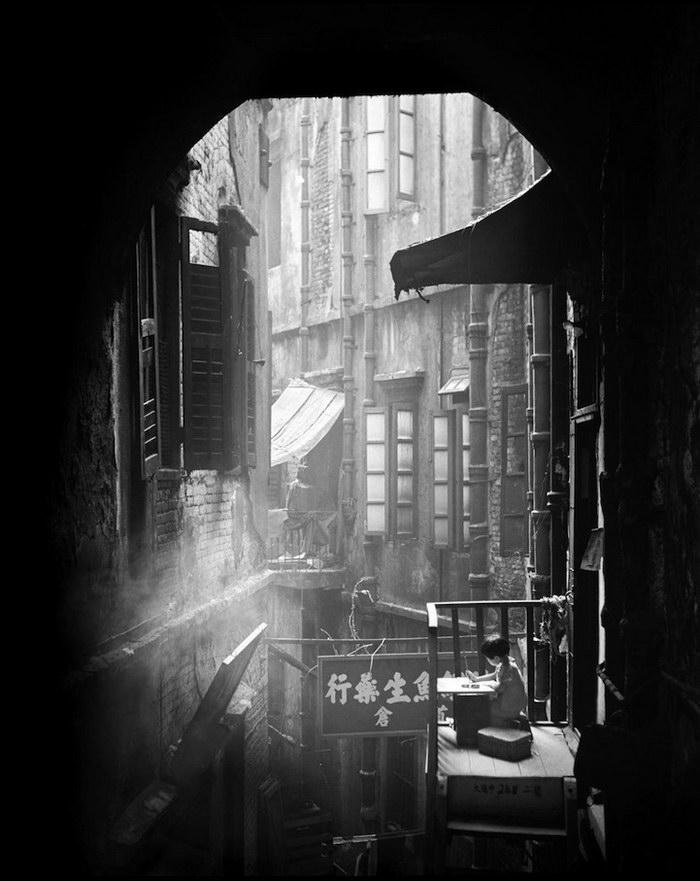 Гонконг в 1950-х годах