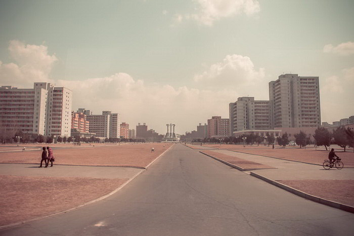 Фотографии Северной Кореи Helene Veilleux