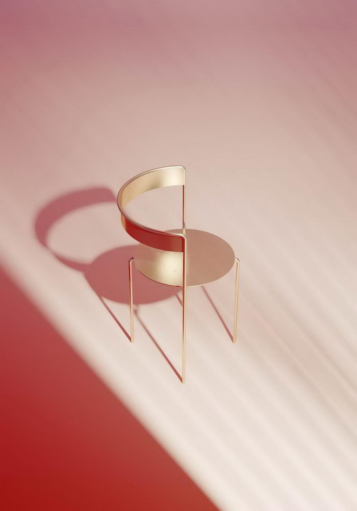 Минималистичная мебель Pedro Paulo Venson