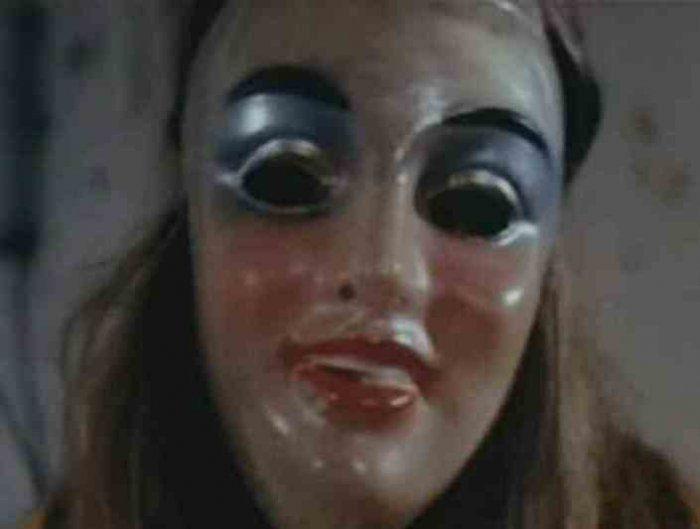 Страшные маски из хоррор-фильмов