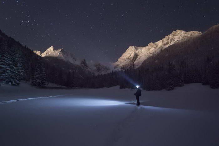 Красота зимы в Польше: фото Karol Nienartowicz
