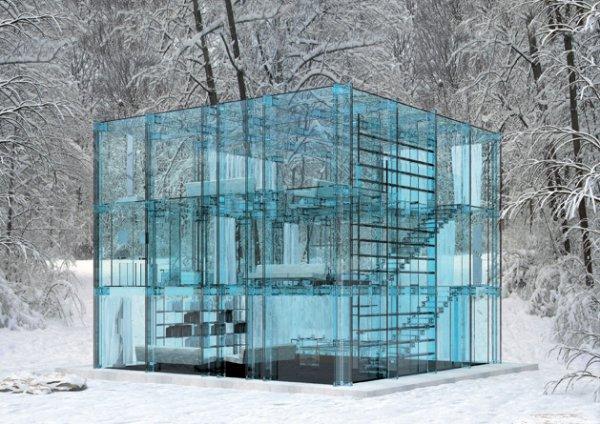 Стеклянное жилище