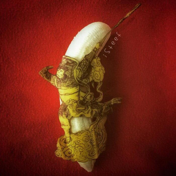 Банановое безумие iSteef