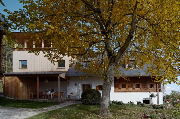 Отремонтированный фермерский дом в Граце