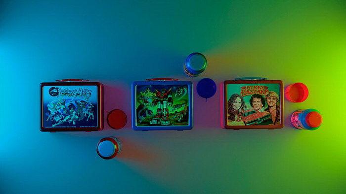 Предметы 1980-1990 годов в фотографиях Mike Campau
