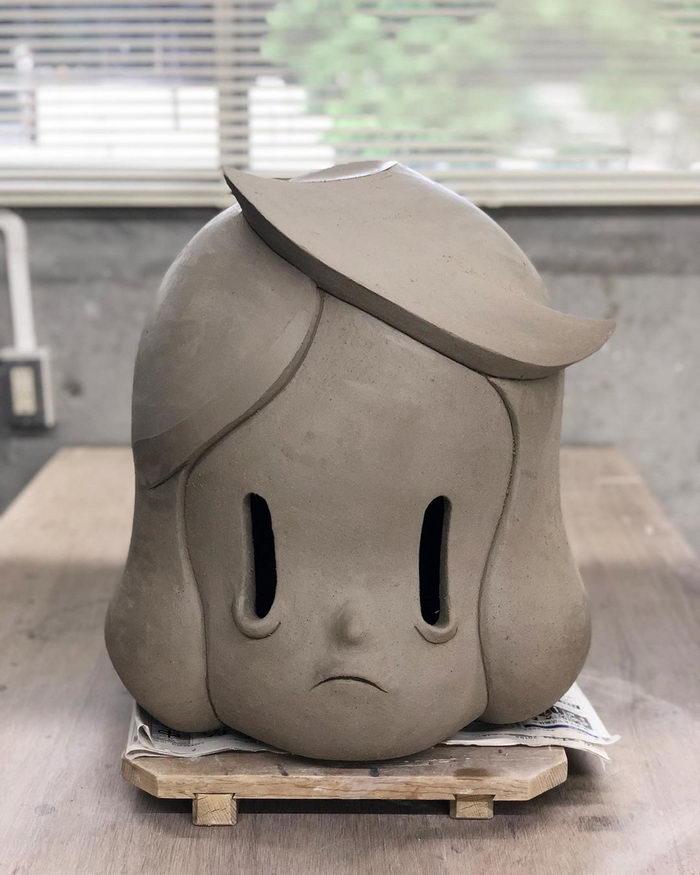 Керамические головы En Iwamura