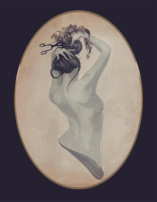 Иллюстрации Eevien Tan