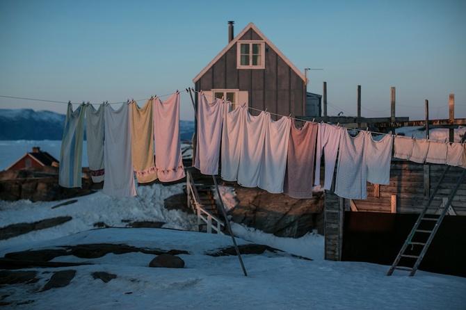 Гренландия и гренландцы: быт коренных жителей северного острова