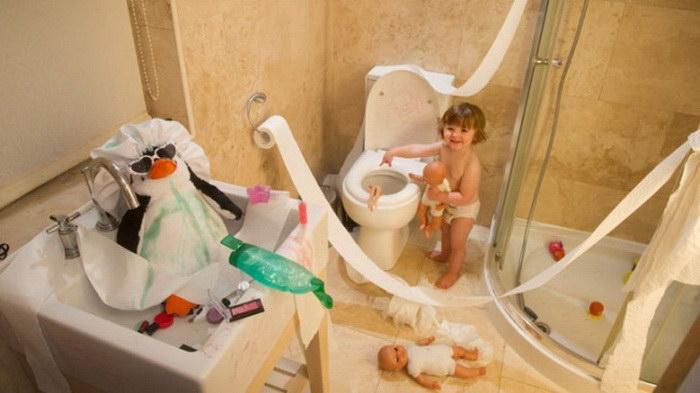 Как живется родителям маленького ребенка