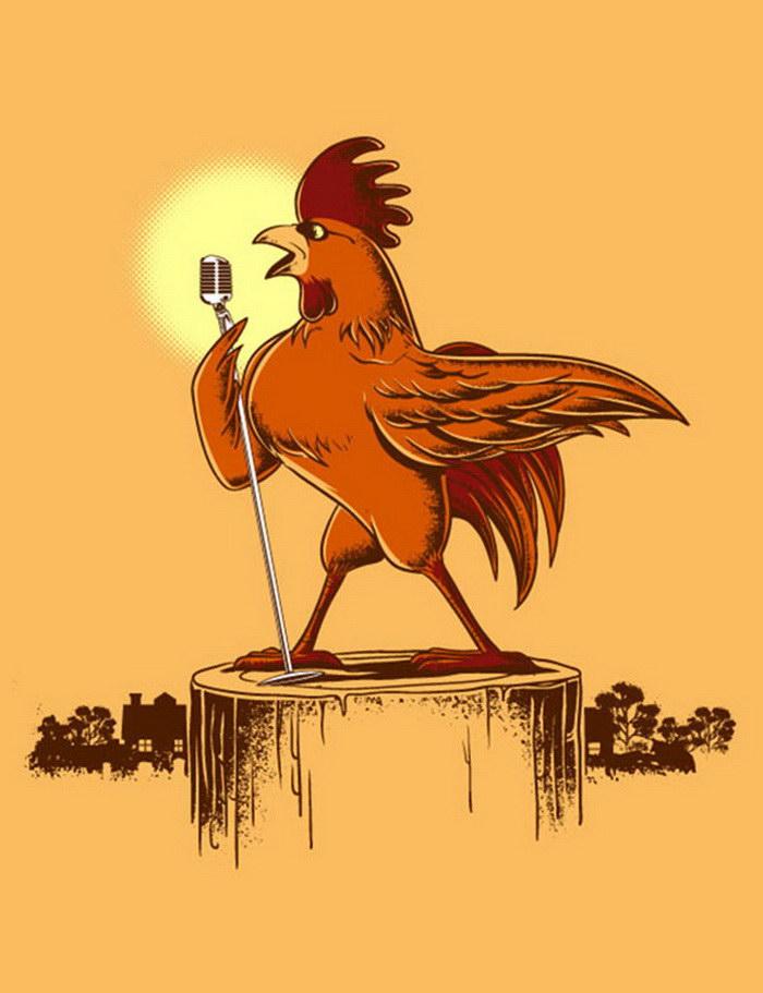 Яркие иллюстрации FlyingMouse365