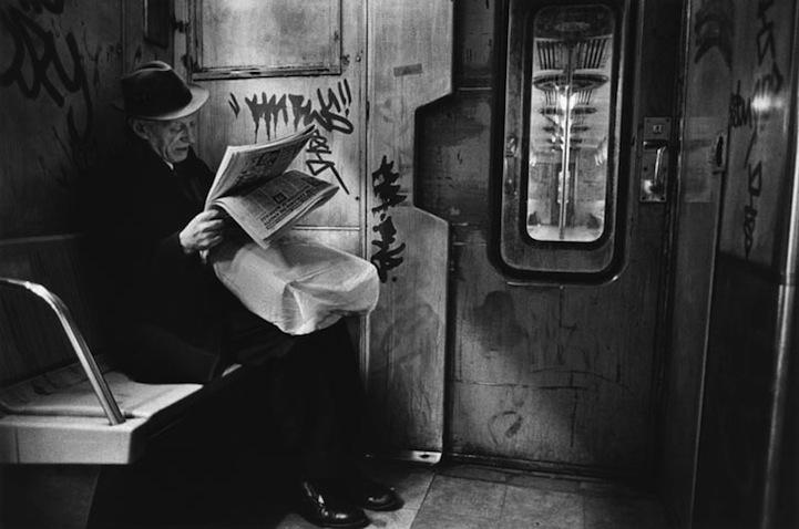 Фотографии Нью-Йорка 1980-х годов