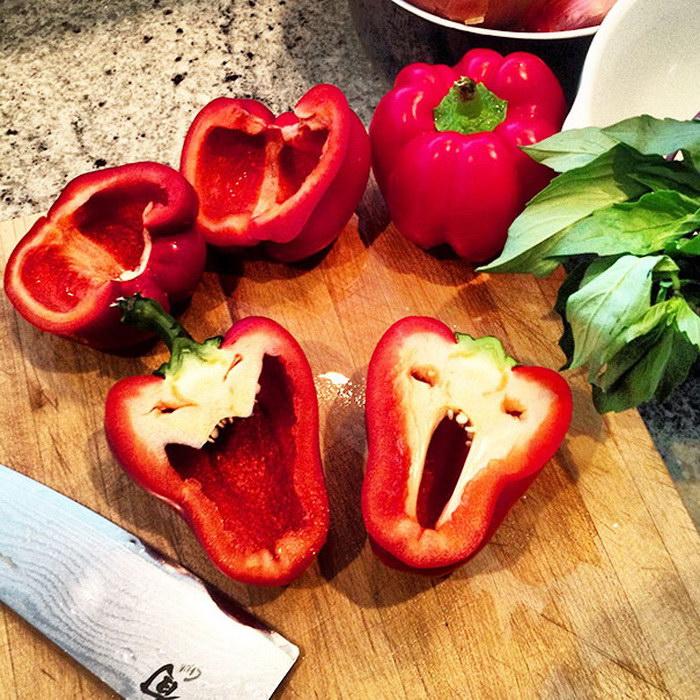 Утка-помидор, картошка-медведь и другие странные овощи