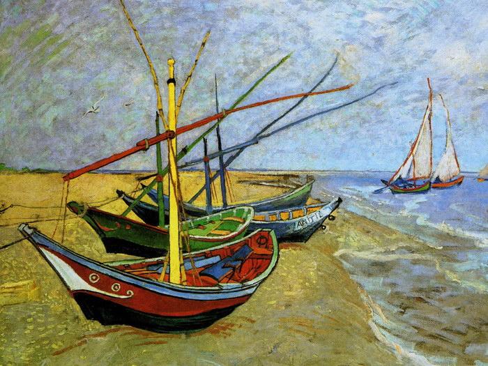 Винсент Ван Гог: биография и картины знаменитого художника