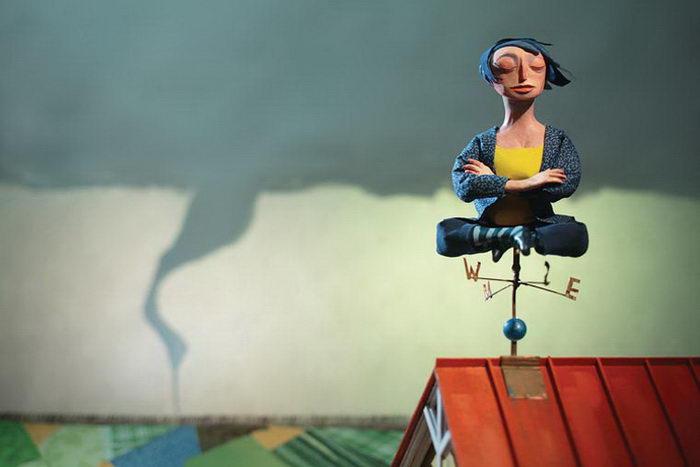Игрушечный мир Chris Sickels