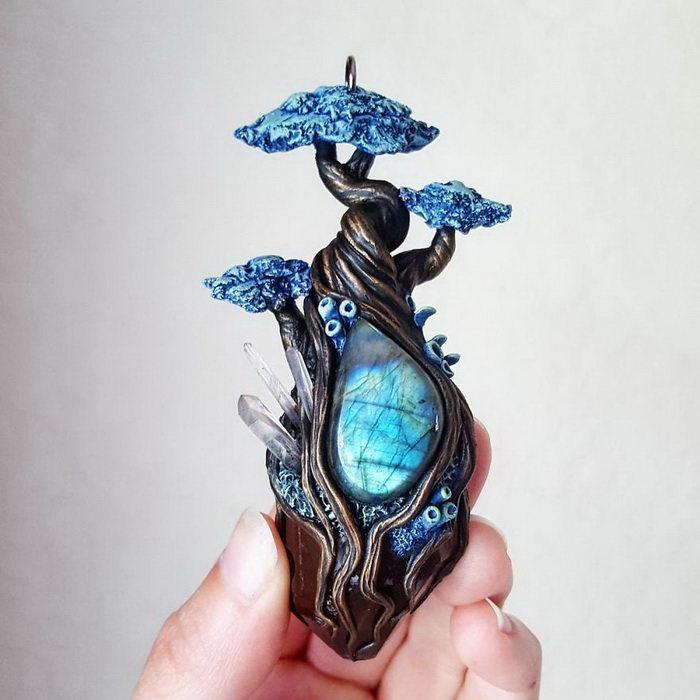Магические кулоны Cheryl Lee
