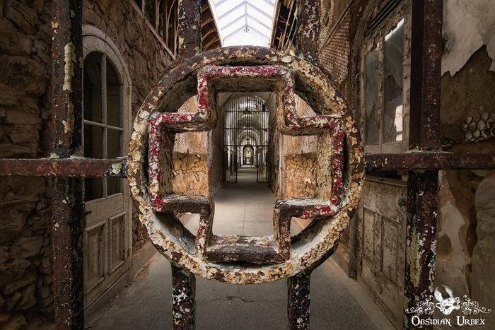 Заброшенные здания Пенсильвании в снимках Janine Pendleton