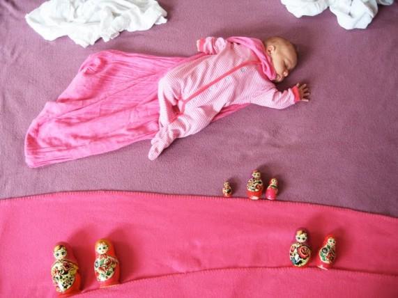 Фотографии спящего младенца
