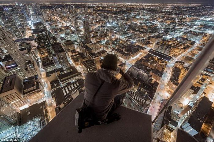 23 фотографии, от которых закружится голова