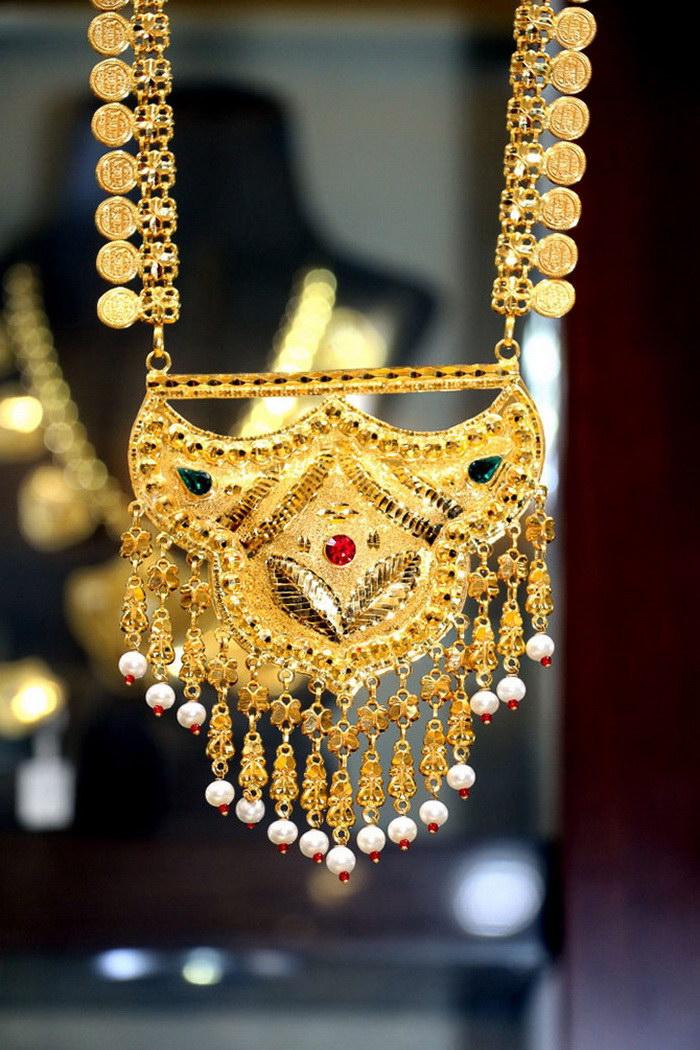 Золотой рай: рынок золота в Дубае