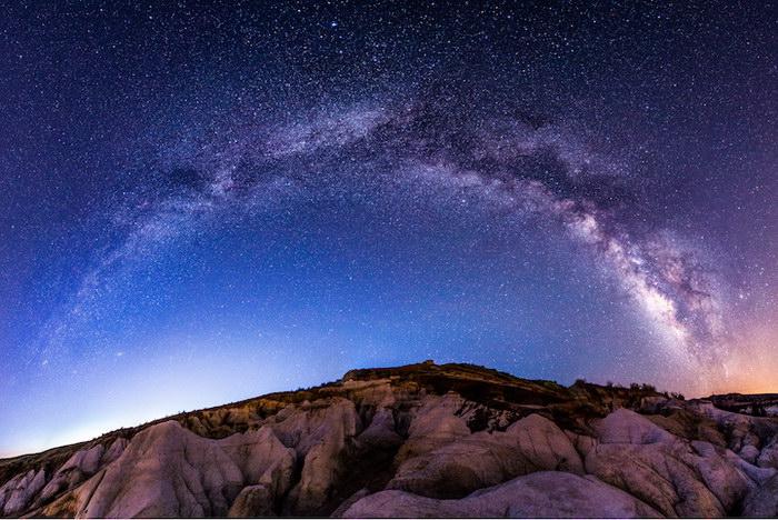 Звездное небо в фотографиях Matt Payne