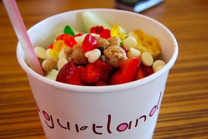 yogurtland coupons