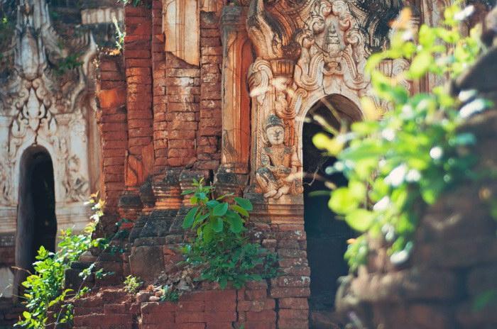Затерянные храмы Мьянмы