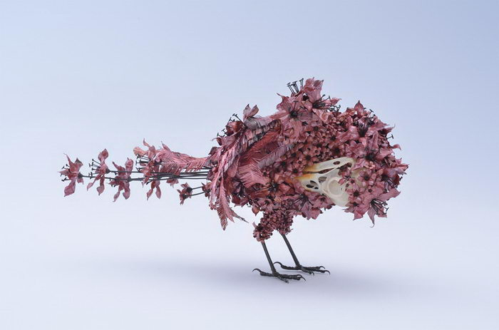 Цветочные животные Taiichiro Yoshida