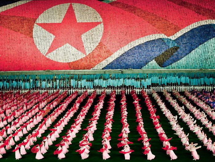 Arirang: легендарное шоу Северной Кореи