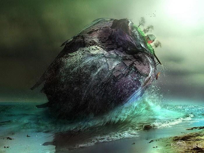 Задумчивые иллюстрации Alex Andreyev