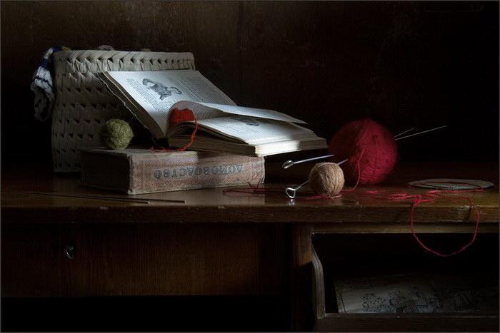 Советские натюрморты в фотографиях Alexander Sennikov