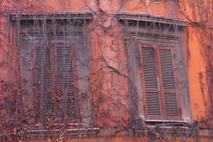 Итальянские окна: яркая и веселая подборка