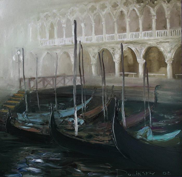 Картины маслом Вадима Долинского