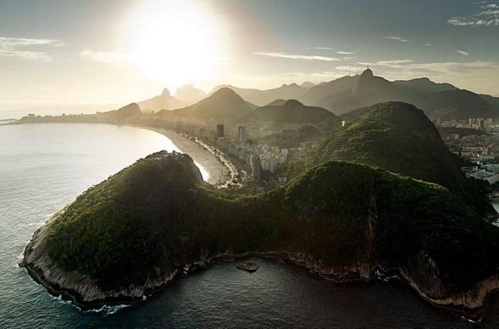 Два самых рельефных города мира: фотографии Klaus Merz