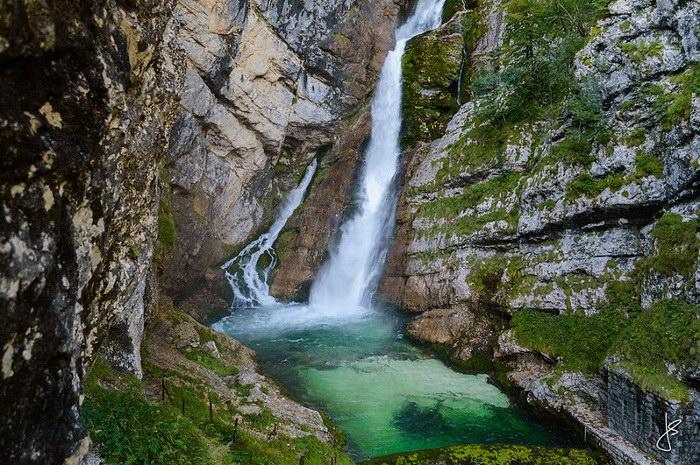 Словения в фотографиях Jan Suchánek