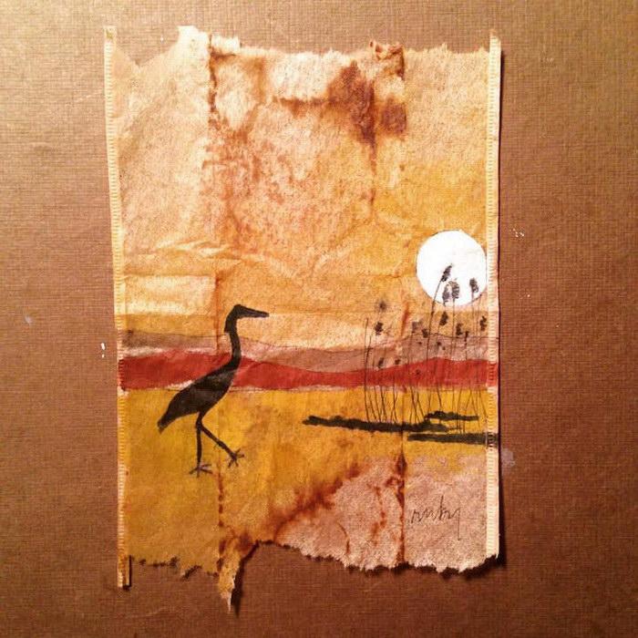 Творчество на чайных пакетиках Ruby Silvious