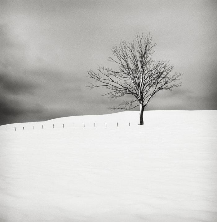 Черно-белые пейзажи разных стран: работы Hakan Strand
